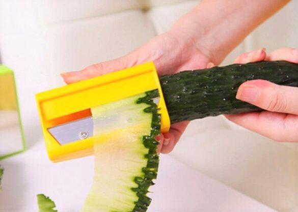 temperino per verdure cetrioli e zucchine